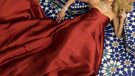 Jennifer Lopez' Hollywood Star Vandalized!