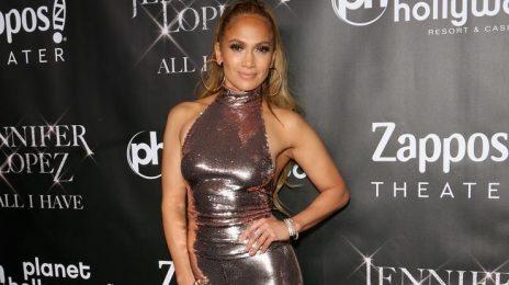 Jennifer Lopez Sets Vegas Box Office Records With 'All I Have' Residency Finale