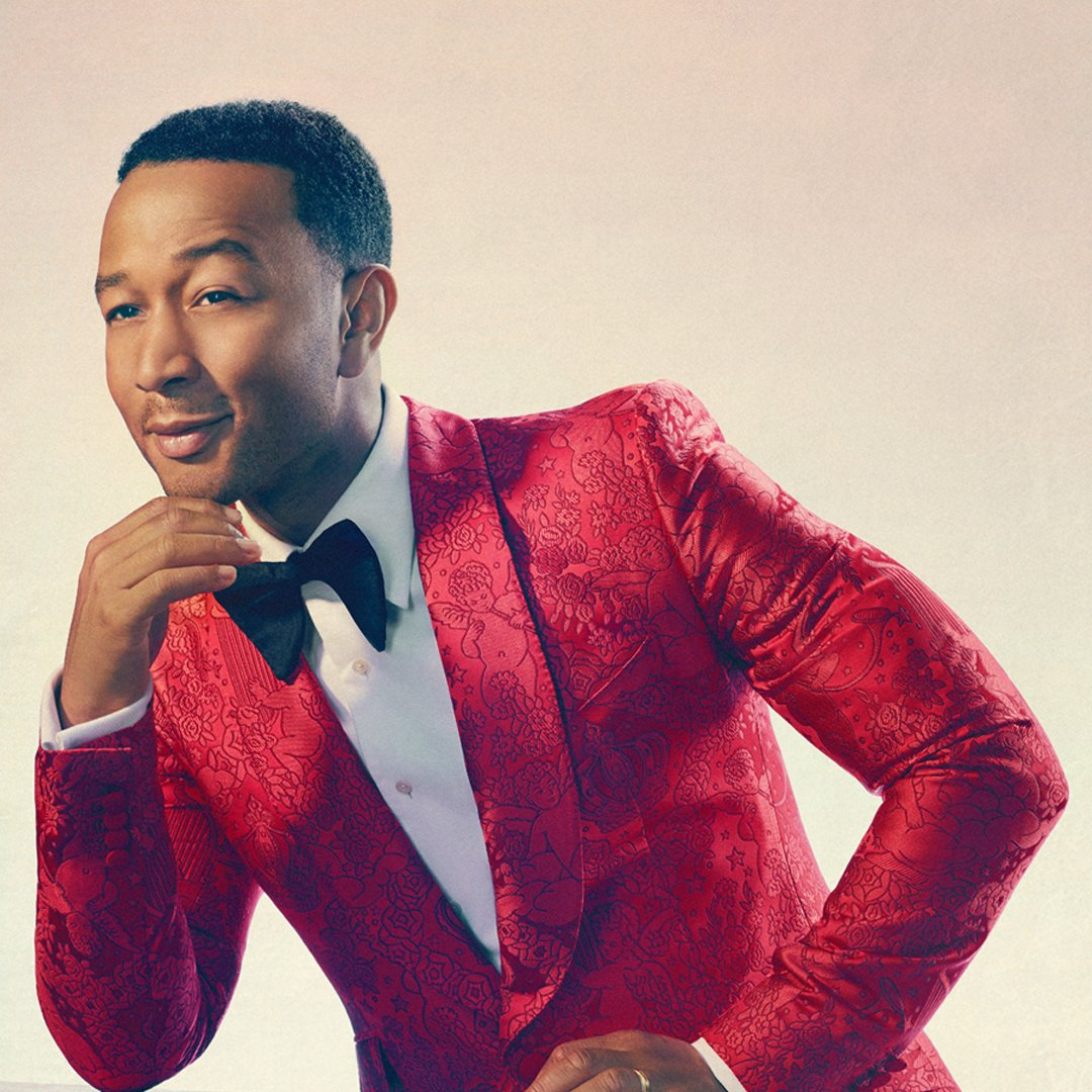 New Music: John Legend - \'Bring Me Love\' & \'Have Yourself A Merry ...