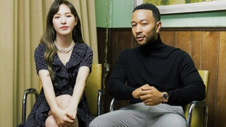 New Video:  John Legend & Wendy - 'Written in the Stars'