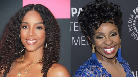Nailed It! Kelly Rowland Looks & Sounds Like Gladys Knight For New 'Soul' Series [Video]