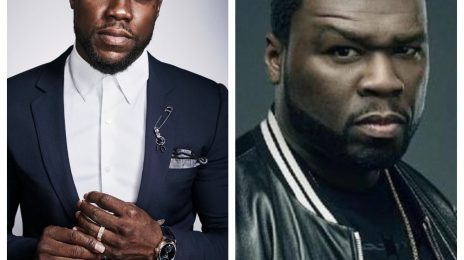 Money Moves! Kevin Hart & 50 Cent Ink Major Deals With Nickelodeon & Starz