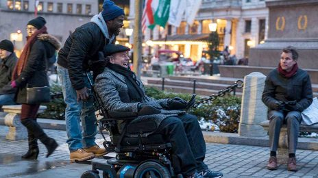 Movie Trailer:  'The Upside' [Starring Kevin Hart]