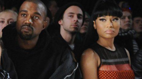 Kanye West Reveals Nicki Minaj Is On 'YANDHI' Album