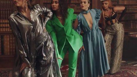 New Video: Little Mix - 'Woman Like Me (ft. Nicki Minaj)'