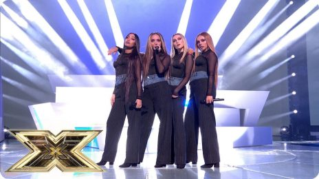 Little Mix Rock 'The X Factor' With 'Woman Like Me' [Video]
