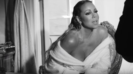 Behind The Scenes: Mariah Carey - 'With You' Video
