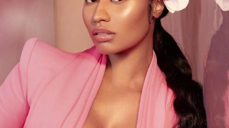 Nicki Minaj Dressing Room Shot At....Because Of Tekashi 69