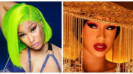 Nicki Minaj & Cardi B Agree To End Feud...For Now