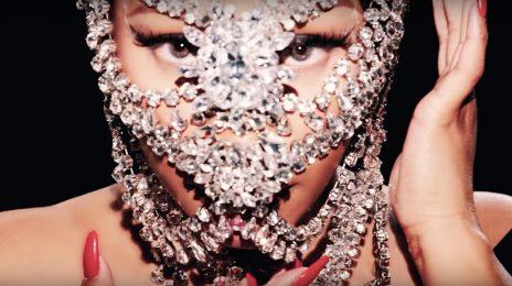 Nicki Minaj Sparkles In Jason Derulo's 'Goodbye' Video [Teaser]