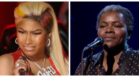 Nicki Minaj Sued By Tracy Chapman