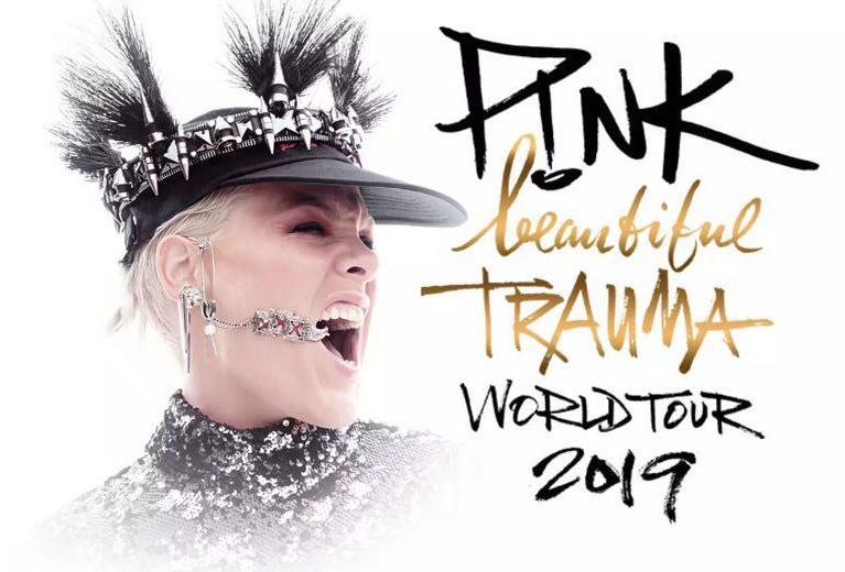 Pink Announces European Stadium Leg Of 'Beautiful Trauma ...