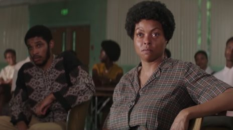 Movie Trailer: 'The Best Of Enemies' [Starring Taraji P. Henson]