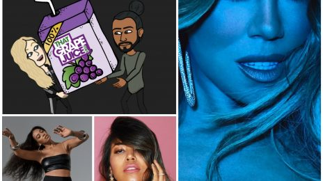 Listen: The Sip - Episode 21 (ft. Mariah Carey, Amerie, Solange, & More)