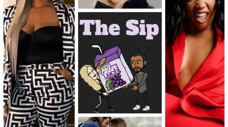 Listen: The Sip - Episode 20 (ft. Lady Gaga, Christina Aguilera, Tiffany Haddish, Jazmine Sullivan & More)