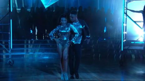 Watch: Tinashe Amazes With Argentine Tango On 'Dancing With The Stars' [Week 2]