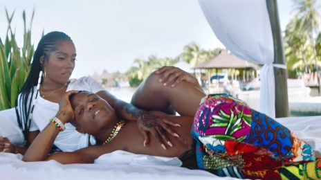 New Video: WizKid - 'Fever' [Starring Tiwa Savage]