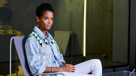Letitia Wright Lifts Lid On Secret Rihanna Project?