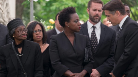 U.S. Box Office: 'Widows' Earns $4 Million In One Day
