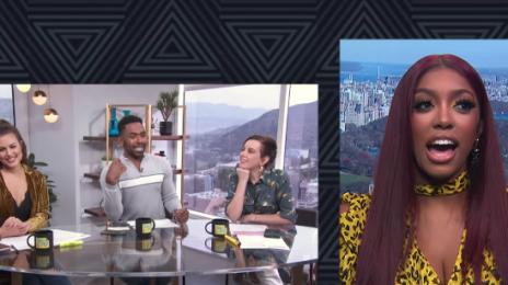 Porsha Williams Talks Pregnancy, 'Real Housewives of Atlanta' & Phaedra Parks Return