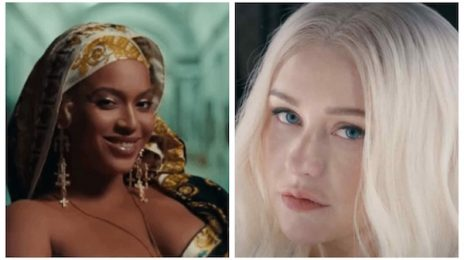 Producer: Beyonce Wanted Christina Aguilera's 'Fall In Line'