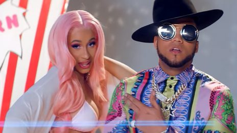 New Video:  El Alfa - 'Mi Mami' (featuring Cardi B)