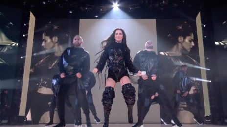 Cheryl Performs 'Love Made Me Do It' On 'The X Factor' [Video]