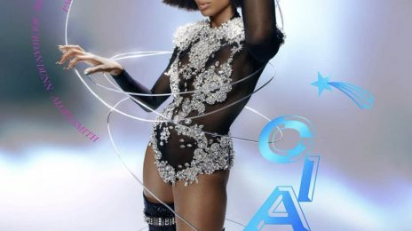 Ciara Wows For Wonderland Magazine