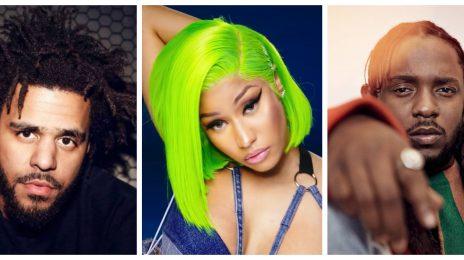 Nicki Minaj, Kendrick Lamar, J.Cole & More Join 'Creed II: The Album'