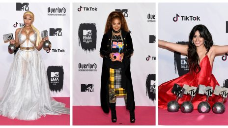 2018 MTV Europe Music Awards: Winners List