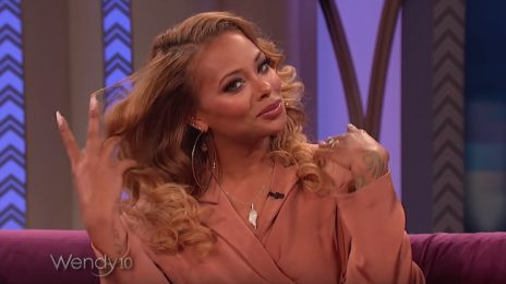 Eva Marcille Visits 'Wendy' / Spills On The 'Real Housewives Of Atlanta'