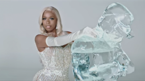 New Video:  Kash Doll - 'Ice Me Out'