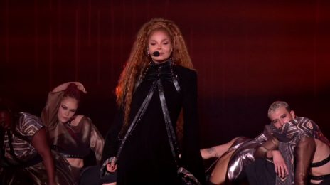 Janet Jackson Electrifies MTV EMAs With Mega Medley [Video]