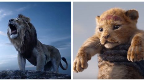 Movie Trailer: 'The Lion King' [Starring Beyonce & Donald Glover]