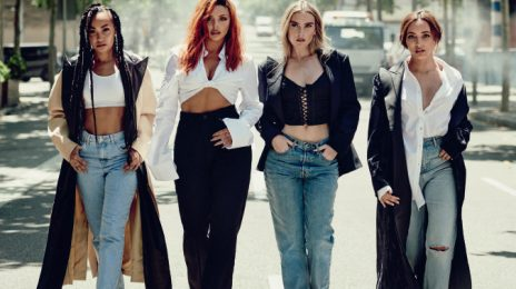 Little Mix Set Sights On Cracking America / Perform 'Think About Us' At BRITs Nominations Special