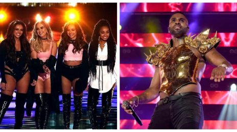 MTV EMAs 2018: Little Mix & Jason Derulo Join Performer Line-Up