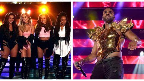MTV EMAs 2018: Little Mix & Jason Derulo Join Performer Line-Up