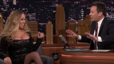 Mariah Carey Talks 'Glitter' Revival, New Album 'Caution,' & More On Fallon