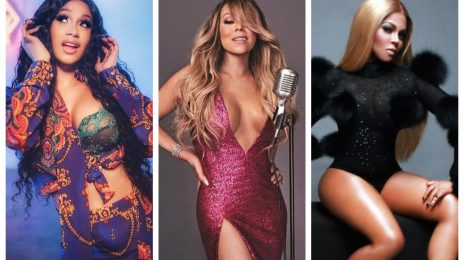 Report: Mariah Carey's All-Star Remix To 'A No No' Is A Go-Go With Cardi B & Lil Kim