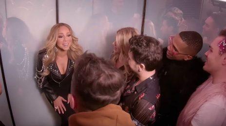 Mariah Carey Surprises Super-Fans At TRL [Video]