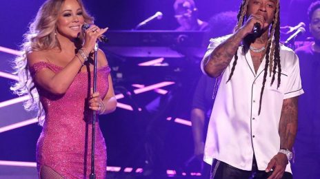 Mariah Carey & Ty Dolla $ign Dazzle With 'The Distance' On 'Fallon' [Performance]