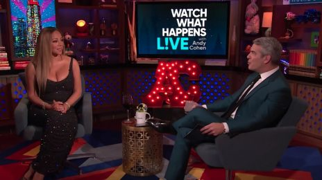 Mariah Carey Visits 'Watch What Happens Live' / Talks Cardi B Collaboration, Britney Spears, & More