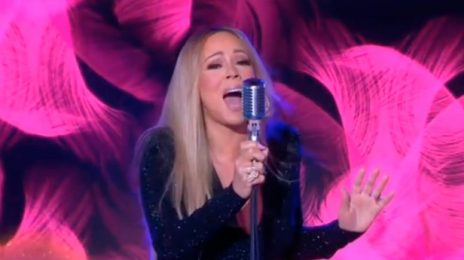Mariah Carey Wows GMA With Live Performance Of 'With You' [Video]