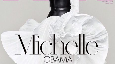Michelle Obama Covers ELLE / Interviewed By Oprah About Memoir, Marriage, & More