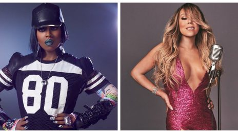 Songwriters Hall Of Fame 2019: Missy Elliott Becomes First Female Rapper Nominated / Mariah Carey Shortlisted