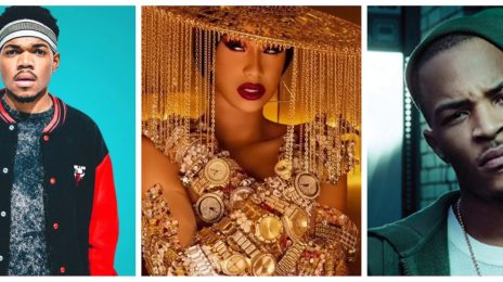 Cardi B, Chance The Rapper, & T.I To Judge Netflix's First Music Competition 'Rhythm & Flow'