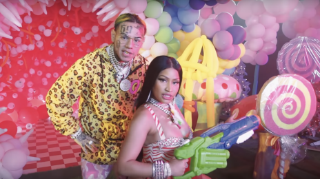 "Nicki Minaj Voices Support For Tekashi69: ""I Love You"""
