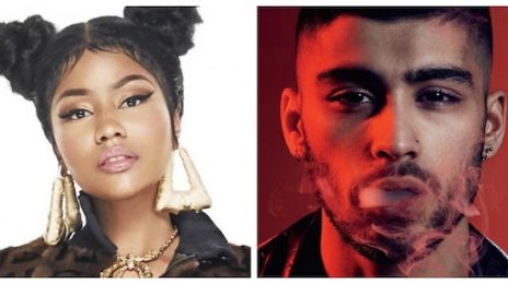 New Song: Zayn - 'No Candle No Light (ft. Nicki Minaj)'