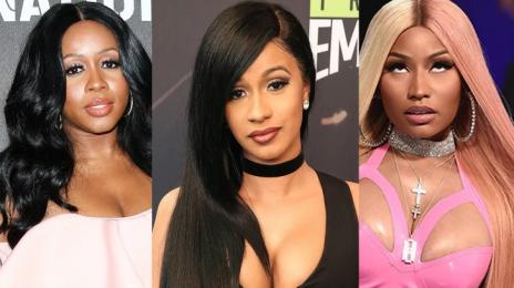 Remy Ma Says The Beef Between Nicki Minaj & Cardi B Is 'Corny'