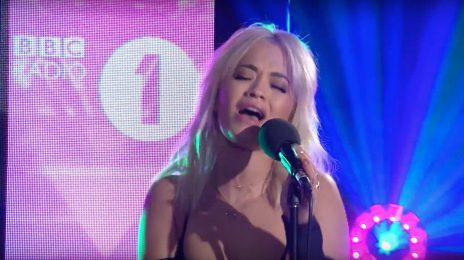 Rita Ora Blazes BBC Radio 1 Live Lounge With 'Let You Love Me' [Video]